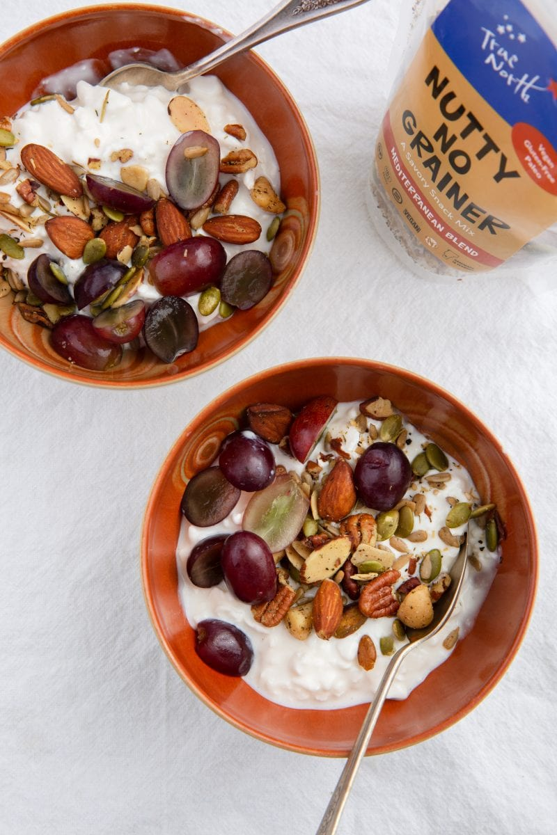 The versatility of Nutty No Grainer Mediterranean