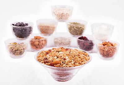 True north granola ingredients