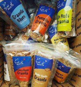 Granola Snack Packs
