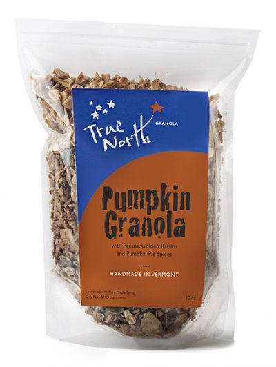 Pumpkin Granola with spices