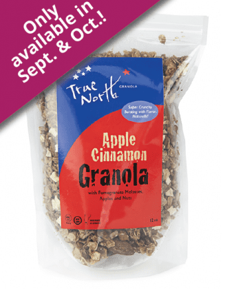Apple Cinnamon Granola Seasonal