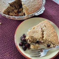 breakfast oat cake