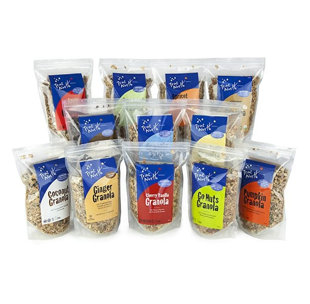 Assorted Granolas
