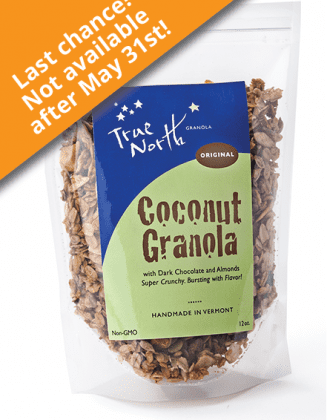 Original Coconut Granola