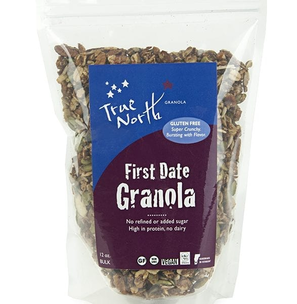 Our First Date Granola.