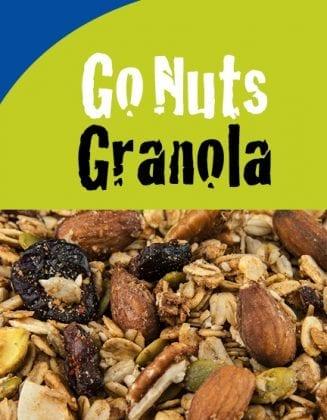 Go Nuts Granola