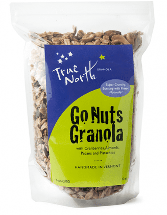 GO NUTS GRANOLA REGULAR