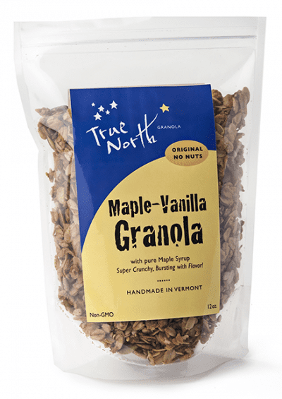 Maple Vanilla Granola - 12oz