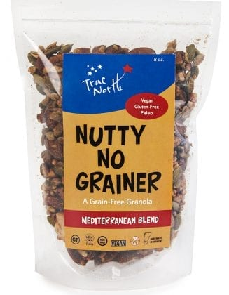 Nutty No-Grainer Mediterranean Blend