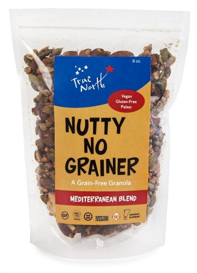 Nutty No-Grainer Mediterranean Blend 8 oz