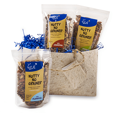 Nutty No Grainer Signature Gift Bag
