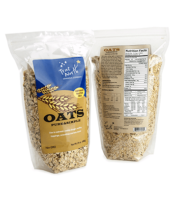 Bag of Oats, Pure and Simple
