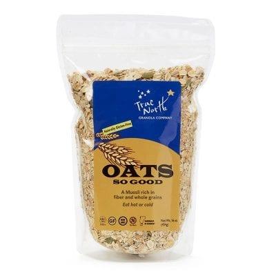 Oat So Good Gluten Free package front