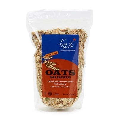 Oats So Good package front