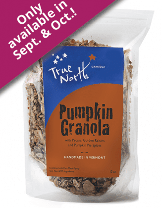 Seasonal Pumpkin Granola