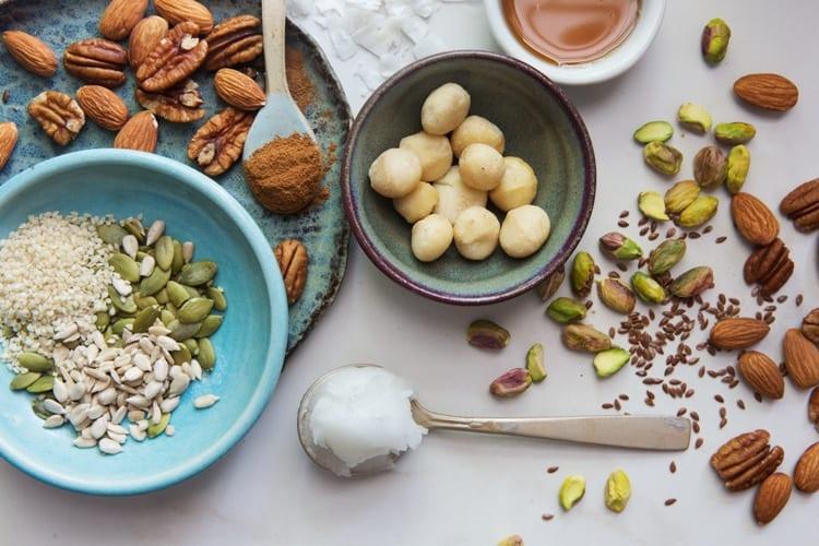 Nutty No Grainer Original ingredients