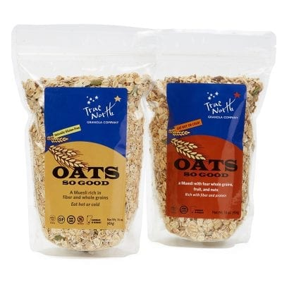 oats so good regular and gluten free package fronts