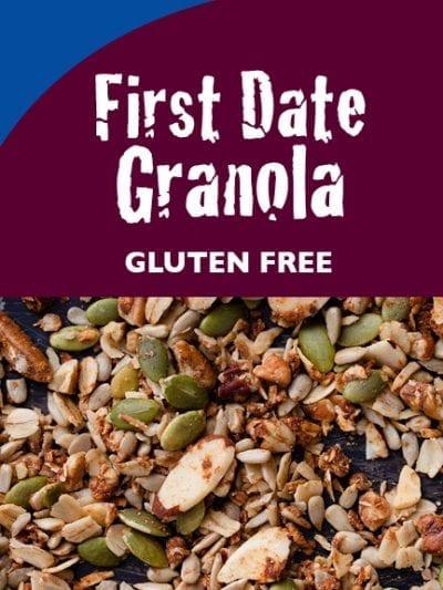 First Date Granola - Gluten-Free