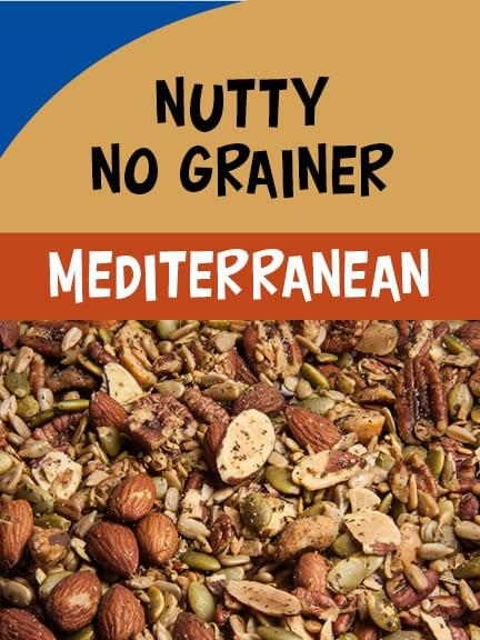 Nutty No Grainer Mediterranean