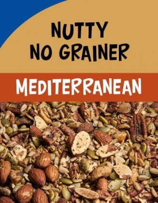 Nutty No Grainer Mediterranean